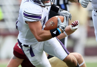 Northwestern Leading Receiver Jeremy Ebert