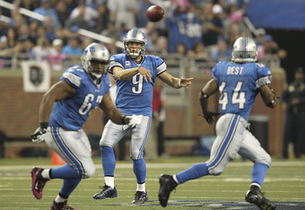 The Detroit Lions, aka Manpig's nemesis team.