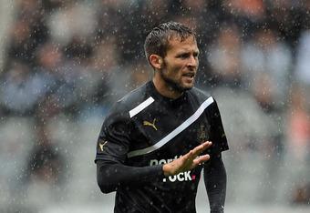New Midfield Maestro Yohan Cabaye