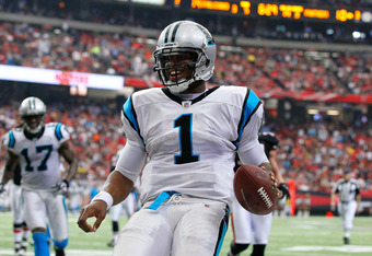 Cam Newton, Instant Fantasy Star in the MAKING