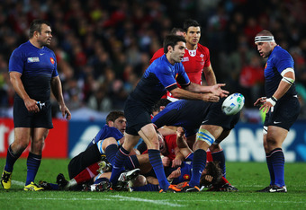 France did just enough to beat Wales in their semifinal clash