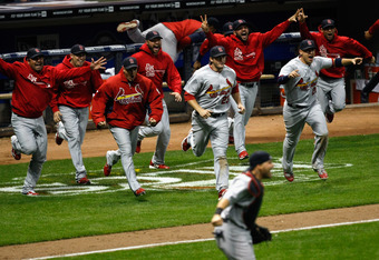 The Cardinals have defied the odds all postseason long.