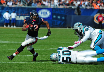 RB Matt Forte's potential payday is rising every game