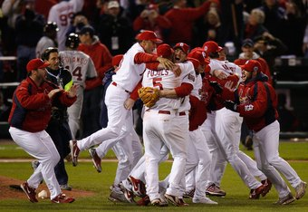 The 2006 Cardinals were extremely similar to this year's Cardinals team