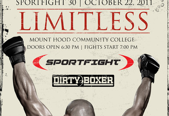 "Appropriately-entitled ""Limitless"", Sport Fight 30 will be the inaugural event produced by Takedown Fight Media"