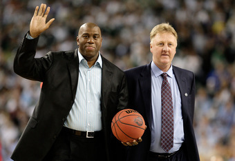 Bird/Magic knew what basketball was all about