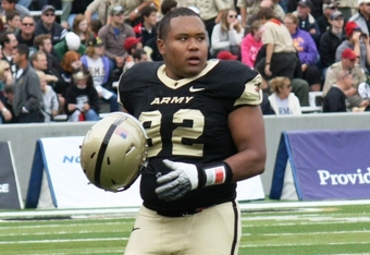 A.J. Mackey Anchors the Army Defensive Line (K. Kraetzer)