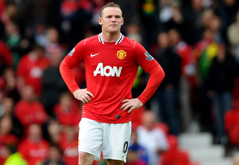 How will Wayne Rooney respond to this loss?