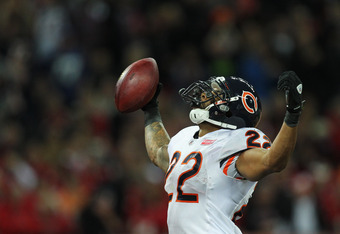 Matt Forte was amazing against Tampa Bay on Sunday