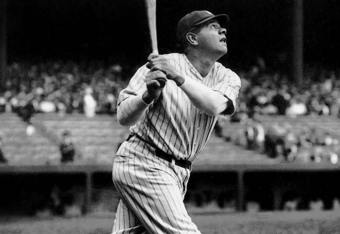 Babe Ruth's on-field exploits are the stuff of legend.