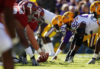 Alabama and LSU meet Nov. 5, but will no doubt dominate the headlines in the weeks ahead.