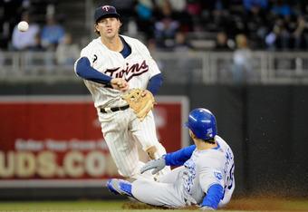 Trevor Plouffe registered as the worst fielding shortstop in baseball.