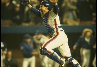 The Mets Gary Carter started the improbable rally of game 6