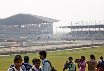 Buddh International Circuit: Another new circuit.