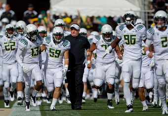 If the Ducks slip up against Arizona State, the door is wide open!