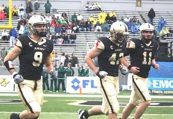 2010 Army Captains Erzinger, Rodriquez and Jenkins