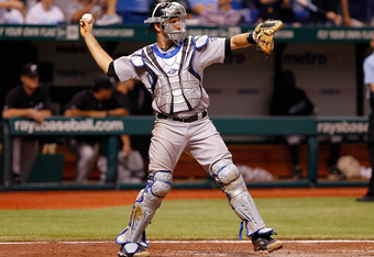 Arencibia should improve with more experience.