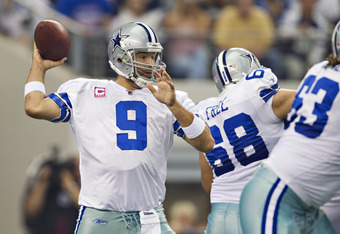 Which Tony Romo will show up against the Eagles?