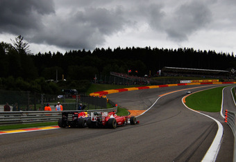Say goodbye to Eau Rouge