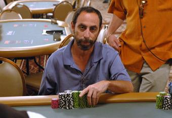 Barry Greenstein at 2006 WSOP (flipchip / LasVegasVegas.com)