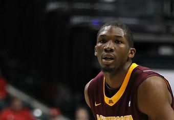 Minnesota's Trevor Mbakwe