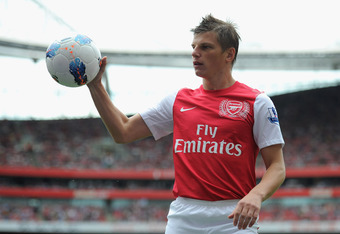 Andrey Arshavin: Arsenal need more from the mercurial Russian