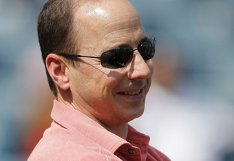 Yankees' GM Brian Cashman