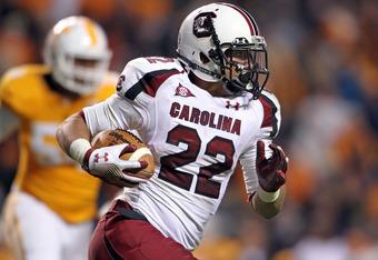 Brandon Wilds ran for 135 yards in his first collegiate start.