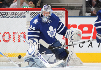James Reimer is needed for the Leafs to succeed in November.