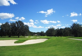 "The 4th hole- ""Gambler's Temptation."""