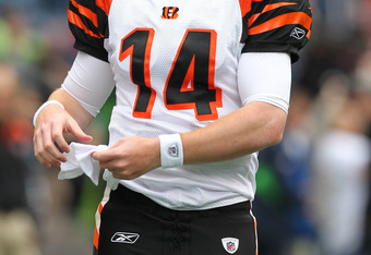 Another great success story, Dalton and the Bengals who I will be following in 2012 if the Vikings are in L.A. (thanks to Dave Thompson and Kurt Zellers among others)