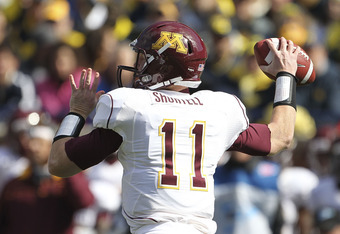 If there is no NFL in Minnesota next year, the Gophers are the only gridiron option.