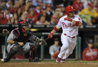 Victorino produces without fanfare.