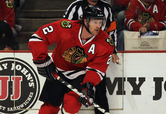 If Duncan Keith's injured hand allows, he may be paired with old partner in crime Brent Seabrook.