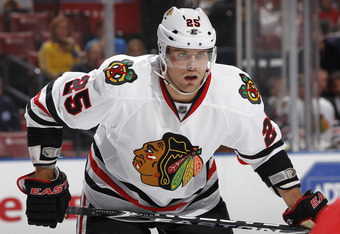 It is hard to see Viktor Stalberg having a defined role on the Hawks.