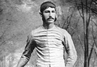 Walter Camp, one of the pioneers of American football, made a name for himself at Yale.