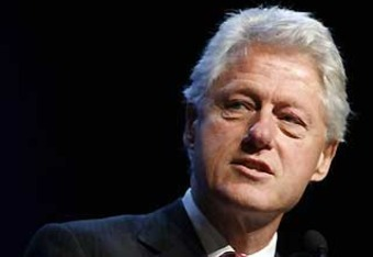 President Bill Clinton studied at Oxford after attending Georgetown.