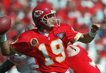 Joe Montana finished his career with the Kansas City Chiefs. Could Peyton Manning finish his with the Miami Dolphins?