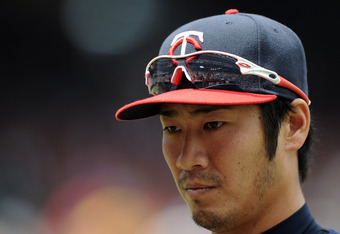 Tsuyoshi Nishioka, one of Bill Smith smallest flops (and that says a lot)