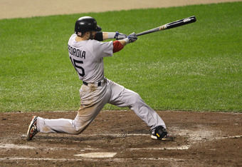 Pedroia will be the leader of the Sox moving forward.