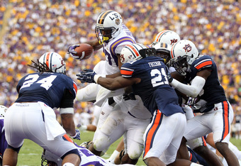 Auburn is out to rebound after losing to LSU, Arkansas and Clemson.