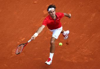 Federer was sublime at Roland Garros