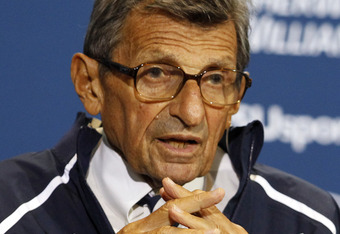 Joe Paterno: The Legend & The Fall