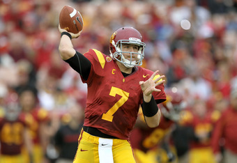 USC QB leads the Trojan offense