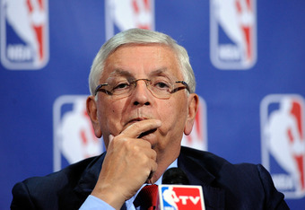 The last thing David Stern wants on his résumé is an entire missed NBA season.