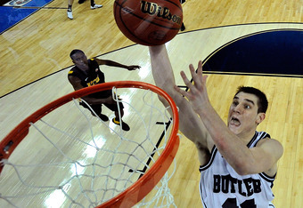 Butler's success this season may depend on center Andrew Smith