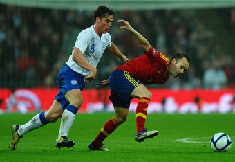 Scott Parker was instrumental in clamping down on this particular goblin