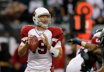 John Skelton might be the quarterback of the future for Arizona