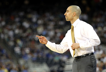 Shaka Smart was not lured away by a power-conference school, and is back with VCU