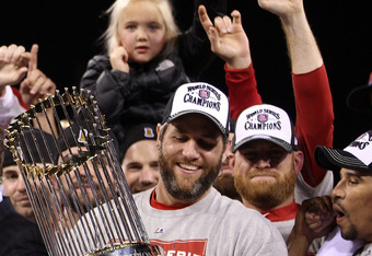 Berkman finally won a championship.